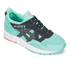 Asics Gel-Lyte V 'Miami Pack' Trainers - Turquoise/Black: Image 4