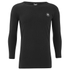 Good For Nothing Men's Lineola 3/4 Sleeve Top - Black: Image 1