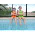AquaPlane Swimming Aid - Orange Sunburst: Image 4
