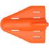 AquaPlane Swimming Aid - Orange Sunburst: Image 2