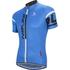 Nalini Summer Logo Ti Short Sleeve Jersey - Blue: Image 1