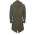 Selected Homme Men's Iconic Fishtail Parka - Olive Night: Image 2