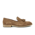 Selected Homme Men's Bolton Suede Loafers - Tan: Image 1