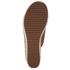 Lauren Ralph Lauren Women's Flatform Sandals - Polo Tan: Image 5