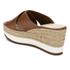 Lauren Ralph Lauren Women's Flatform Sandals - Polo Tan: Image 4