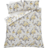 Catherine Lansfield Birdcage Blossom Bedding Set - Ochre: Image 2