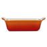 Le Creuset Stoneware Small Heritage Rectangular Roasting Dish - Volcanic: Image 2