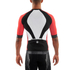 Skins Cycle Men's Tremola Due Short Sleeve Jersey - Black/White/Red: Image 2
