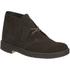 Clarks Originals Men's Desert Boots - Brown Suede: Image 2