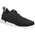 Clarks Originals Men's Trigenic Flex Shoes - Black: Image 2