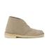 Clarks Originals Women's Suede Desert Boots - Sand: Image 1