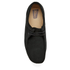 Clarks Originals Men's Wallabee Shoes - Black Suede: Image 5