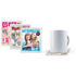 Celebrity Coasters Tempered Glass Coasters (Pack of 4): Image 1