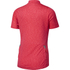 adidas Women's Response Team Short Sleeve Jersey - Shock Red: Image 2