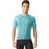 adidas Adizero Short Sleeve Jersey - Blue: Image 3