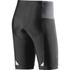 adidas Women's Response Team Shorts - Black/Grey: Image 2