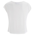 MINKPINK Women's Born To Be Mild T-Shirt - Off White: Image 3