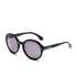 Calvin Klein Women's Platinum Sunglasses - Black: Image 2