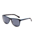 Lacoste Men's Rectangle Sunglasses - Black Matt: Image 2