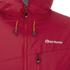 Sprayway Men's Grendel Insulated Jacket - Cherry/Smog: Image 4