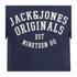 Jack & Jones Men's Seek T-Shirt - Navy Blazer: Image 3