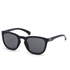Calvin Klein Jeans Unisex Wayfarer Sunglasses - Black: Image 3