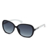 Calvin Klein Jeans Women's Retro Sunglasses - Black: Image 2