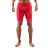 Skins DNAmic Men's Half Tights - Red: Image 1