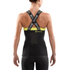 Skins DNAmic Women's Tank Top - Black/Limoncello: Image 2