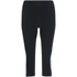 Skins A200 Women's Thermal 3/4 Tights - Black/Glacier: Image 1