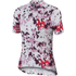 Sportful Game Children's Short Sleeve Jersey - White/Pink: Image 1