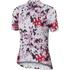 Sportful Game Children's Short Sleeve Jersey - White/Pink: Image 1