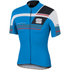 Sportful Gruppetto Pro Team Short Sleeve Jersey - Blue/Red: Image 1
