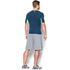 Under Armour Men's HeatGear CoolSwitch Compression Short Sleeve Shirt - Blackout Navy: Image 5
