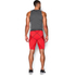 Under Armour Men's HeatGear Armour Core Shorts - Red: Image 5