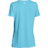 Under Armour Women's Studio Oversized Short Sleeve T-Shirt - Blue: Image 2