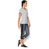 Under Armour Women's Studio Boxy Crew T-Shirt - Grey: Image 4