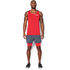 Under Armour Men's CoolSwitch Run Singlet - Red: Image 3