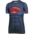 Under Armour Boy's Transform Yourself Superman T-Shirt - Navy Blue: Image 1