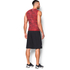 Under Armour Men's HeatGear CoolSwitch Compression Tank Top - Red: Image 5