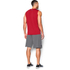 Under Armour Men's Tech Sleeveless T-Shirt - Red: Image 5