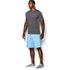 Under Armour Men's Raid Short Sleeve T-Shirt - Grey: Image 4