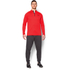 Under Armour Men's Tech 1/4 Zip Top - Rocket Red: Image 3