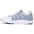 Under Armour Women's Micro G Speed Swift Running Shoes - Grey/White: Image 5