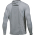 Under Armour Men's CoolSwitch Run Podium 1/4 Zip Top - Grey: Image 2