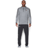 Under Armour Men's CoolSwitch Run Podium 1/4 Zip Top - Grey: Image 3