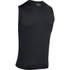 Under Armour Men's Tech Sleeveless T-Shirt - Black: Image 2