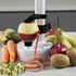 Elgento E19021 Electric Spiralizer and Peeler - White: Image 2