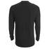 4Bidden Men's Banton Long Sleeve Turtle Neck Top - Black: Image 2