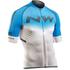 Northwave Extreme Full Zip Short Sleeve Jersey - Blue: Image 1